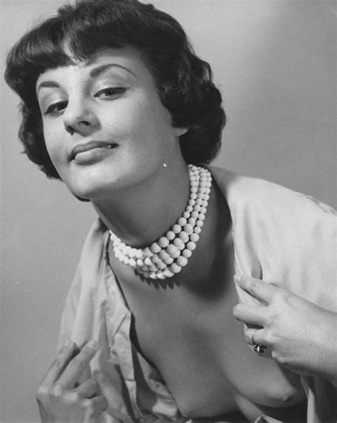vintage  black white pin  sexy headshot model