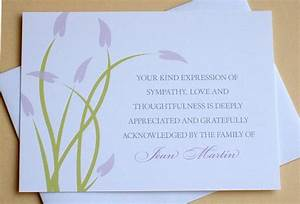 condolence thank you cards with purple flowers by zdesigns0107 With thank you letter for sympathy flowers