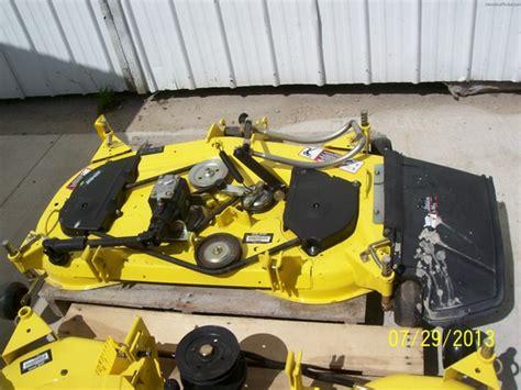deere 48c deck lawn garden and commercial mowing deere machinefinder