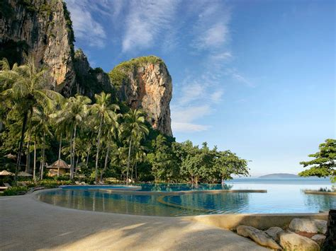 Resort Rayavadee Railay Beach Thailand