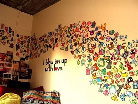 cool pokemon wall stickers homemydesign