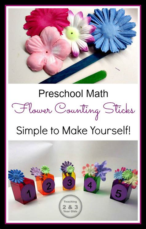 preschool counting activity for 998 | preschool counting activity for spring1