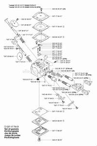 Husqvarna Chainsaw Shop Repair Manual 266