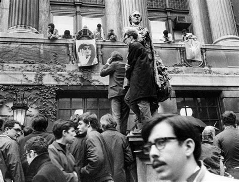 columbias student uprising    sparked