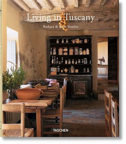 Living Tuscany Taschen