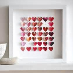 hochzeitsgeschenke zum selber machen deko ideen zum valentinstag mit herzen zum selber basteln