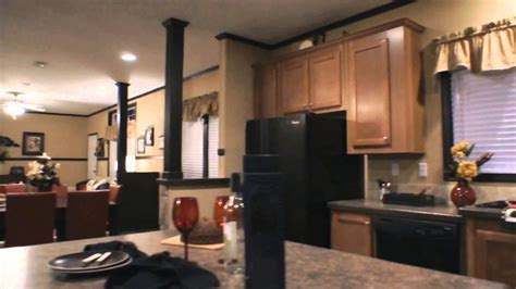 mobile homes  texas champion home   bedroom  bathrooms youtube