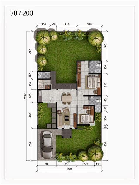 rumah minimalis  lantai type  desain rumah minimalis