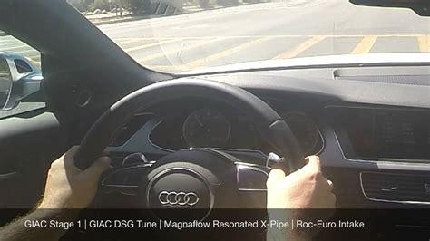 2014 Audi S4 B8.5 0-60