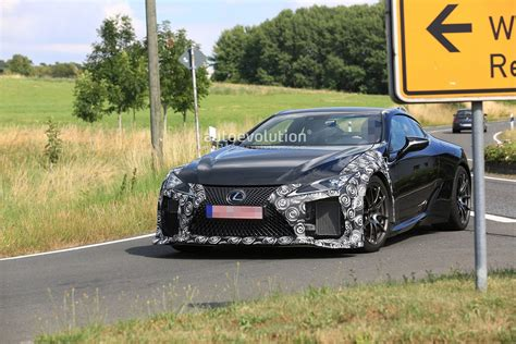 2020 Lexus Lc by 2020 Lexus Lc F Spied For The Time Looks To Become