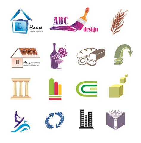 design logo free creative 3d logo design vector set 03 vector logo free