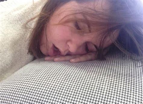Jada Pinkett Smith Sleep Photo Taken By Will Smith