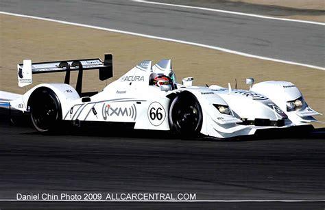 Acura Arx 02a by Mazda Raceway Sports Car Invitational 2009 P2