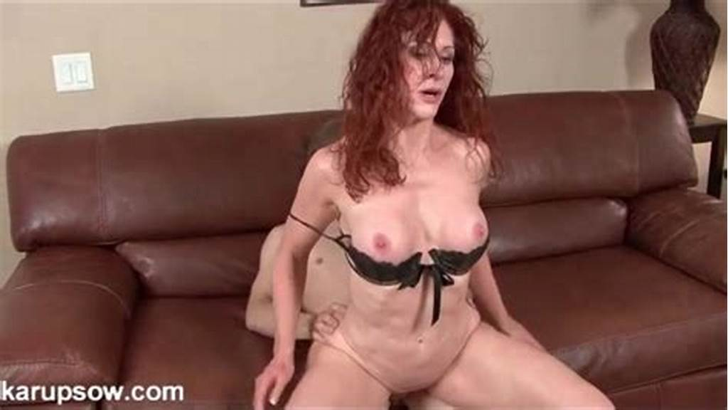 #Lovely #Mature #Redhead #Fucked #In #Bald #Pussy