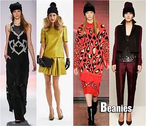 Fall 2013 Fashion Week Trends: Beanies Sydne Style