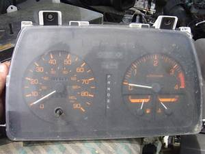 Mitsubishi Fuso Speedometer Fe Fh Fk Fm 1990