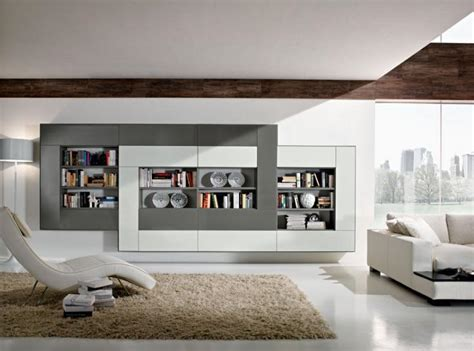 canap cuir moderne déco salon blanc pour une atmosphère accueillante 80 idées