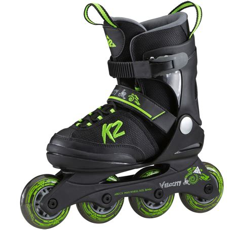 inline skates kinder k2 kinder inline skates velocity jr boys ebay