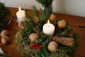 Weihnachtsdeko Selber Basteln Naturmaterialien : home of happy rural chic zu weihnachten weihnachtsdeko aus naturmaterialien ~ Yasmunasinghe.com Haus und Dekorationen
