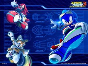 Sonic Riders: Zero Gravity by fdzgvgz on deviantART