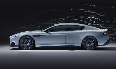 electric aston martin rapide  ready  production