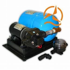 Pompe Avec Surpresseur : groupe pompe surpresseur flojet avec r servoir 24 volts 17 ~ Premium-room.com Idées de Décoration