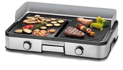 cuisine à la plancha électrique plancha grill électrique combine riviera bar sc la