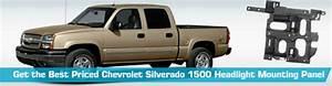 Chevrolet Silverado 1500 Headlight Mounting Panel