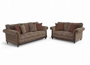 Bethany sofa loveseat living room sets living room for Bobs sectional sofa bed