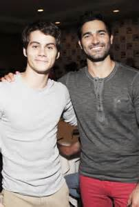 Tyler Hoechlin and Dylan O'Brien