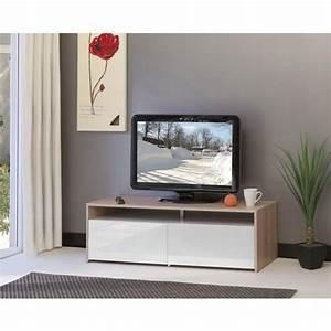 Meuble Tv 150 Cm : meuble tv 150 cm blanc 13 id es de d coration int rieure french decor ~ Teatrodelosmanantiales.com Idées de Décoration