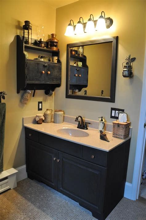 primitive bathroom ideas best 25 primitive bathrooms ideas on