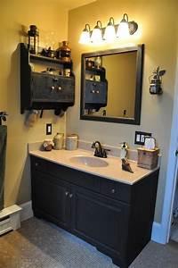 Primitive Bathroom Primitives Pinterest