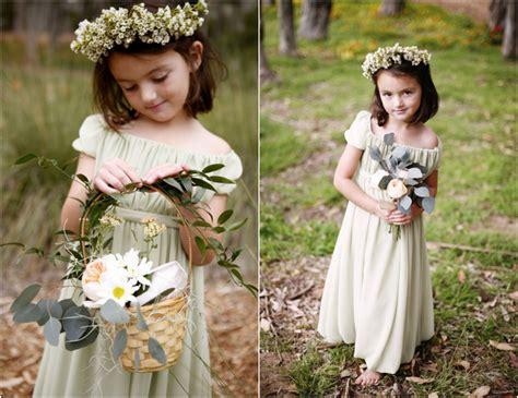 preppy flower girl dresses preppy wedding style