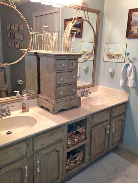 bathroom vanity paint ideas bathroom vanity makeover with sloan chalk paint
