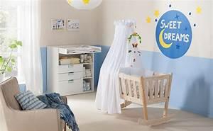 Farben Für Wände Ideen : babyzimmer gestalten mit hornbach ~ Markanthonyermac.com Haus und Dekorationen