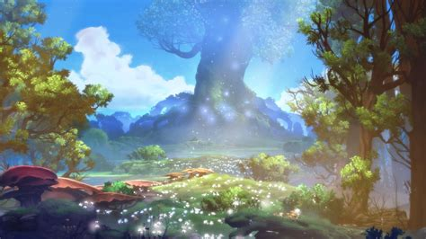 Ori Animated Wallpaper - ori and the blind forest definitive edition review