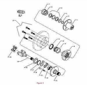 Ford Locking Hubs Diagram