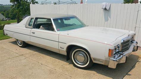 1978 Chrysler Newport by 36k Mile Survivor 1978 Chrysler Newport