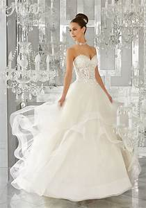 mindy wedding dress style 5570 morilee With dress wedding