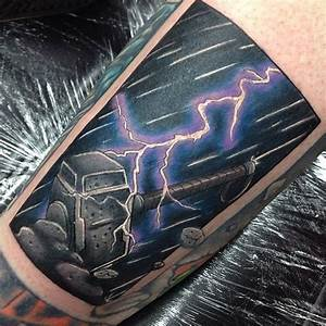 marvel_thor_s_hammer_comic_tattoo_by_craig_holmes_by ...