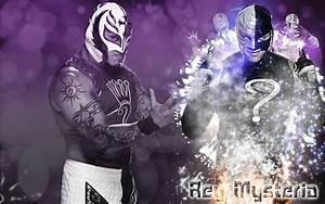 New WWE Rey Mysterio 2014 HD Wallpaper by SmileDexizeR on ...