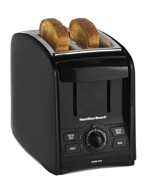 Toaster Photo by Hamilton 2 Slice Cool Touch Toaster