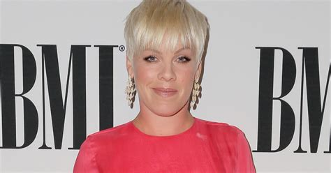 P!nk Reveals Reason Behind Her New Curves, Says She's