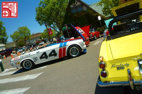 Haired Datsun by Events Datsun Roadster Classic Of Solvang 2012 Japanese