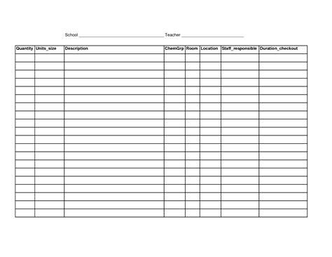 free blank spreadsheet printable blank spreadsheet printable it resume cover letter sample