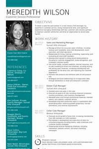 Sales And Marketing Manager Resume samples VisualCV