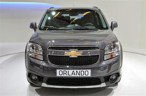 Chevrolet Orlando Modification by Chevrolet Orlando Pictures Photos Information Of