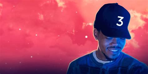 "Chance Reveals ""coloring Book"" In Replacement Of ""chance 3"