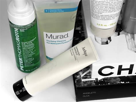 best cleansing for skin the best cleansers for skin from luxe with